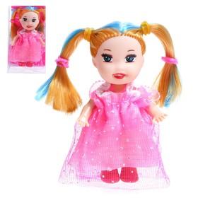 Кукла малышка «Софья» в платье Ош