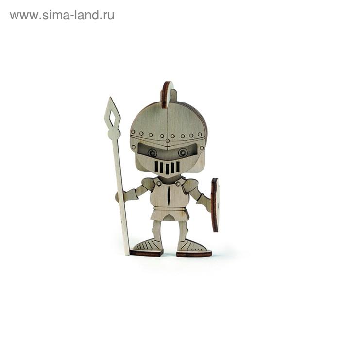 Деревянный конструктор «Стражник»