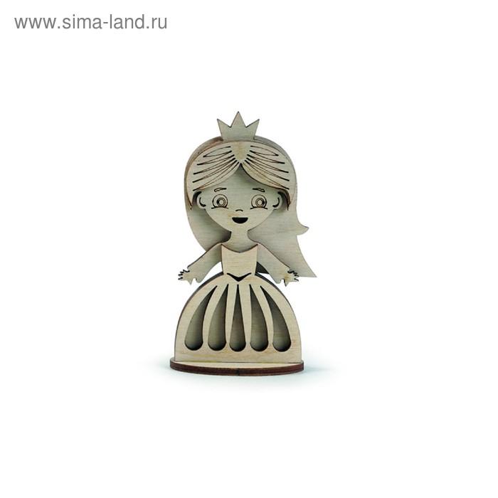 Деревянный конструктор «Маленькая принцесса»