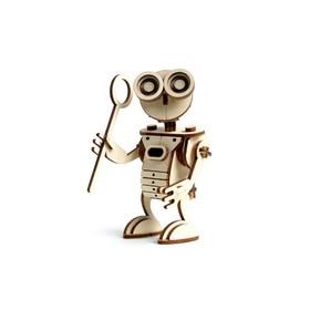 Деревянный конструктор «Робот САН»