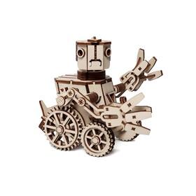 Деревянный конструктор «Робот М.А.Х.»