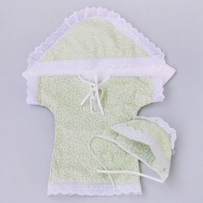 Комплект «Крестины», возраст 0-3 месяцев, 3 шт.