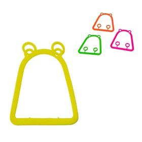 Качели для птиц треугольные, 9,5 х 9,5 см, микс цветов Ош