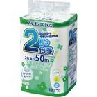 Ароматизированная туалетная бумага Kami Shodji Ellemoi Piko, 1 слой, 50 м, 12 рулонов