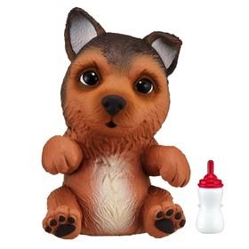 Интерактивная игрушка OMG Pets! Cквиши-щенок «Немецкая овчарка»