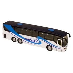 Игрушка Teamsterz «Городской автобус», МИКС