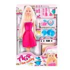 Игровой набор кукла Ася «Я люблю готовить», 28 см