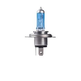 Лампа для мотоциклов Philips CrystalVision Ultra, 12 В, H4, 35/35 Вт, 12342CVUBW Ош