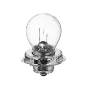 Лампа для мотоциклов Narva P26s, 12 В, S3, 15 Вт, 49014