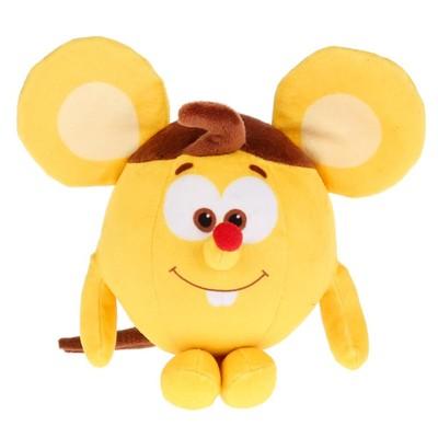Мягкая игрушка «Смешарики. мышарик» 10 см, звуковые эффекты
