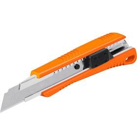 Нож с выдвижным лезвием TRUPER 16974, 18 мм
