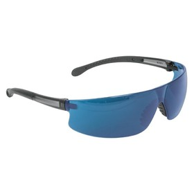 Очки защитные TRUPER 10819, поликарбонат, синие