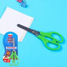 Ножницы детские 12 см, безопасные, пластиковые ручки,МИКС, PAW PATROL Ош