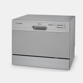 Посудомоечная машина Midea MCFD55200S, класс А+, 6 комплектов, 6 программ, серебр. Ош
