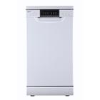 Посудомоечная машина Midea MFD45S100W, класс А++, 9 комплектов, 9 л, 4 программы, белая