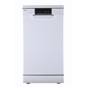 Посудомоечная машина Midea MFD45S100W, класс А++, 9 комплектов, 4 программы, белая Ош