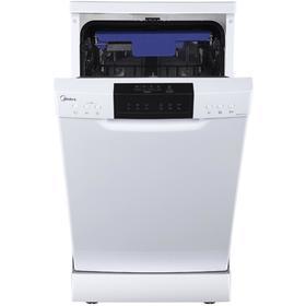 Посудомоечная машина Midea MFD45S110W, класс А++, 10 комплектов, 9 л, 4 программы, белая Ош