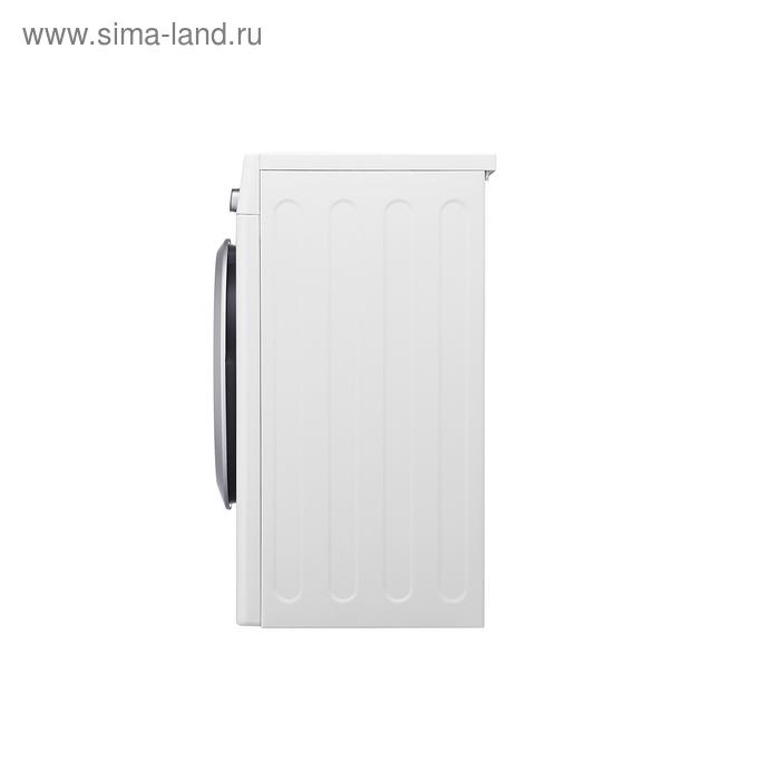 Стиральная машина LG F 2M5HS4W, класс А, до 7 кг, 1200 об/мин, подача пара, белая