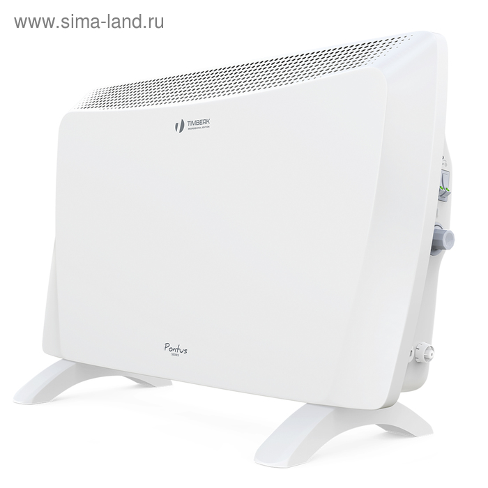 Конвектор Timberk TEC.E11 M 1000, электрический, 1000 Вт, 10-13 м2, IP24, белый