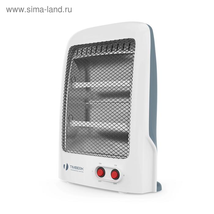 Обогреватель Timberk TCH Q2 800, инфракрасный, 800 Вт, 10-12 м2, бело-голубой