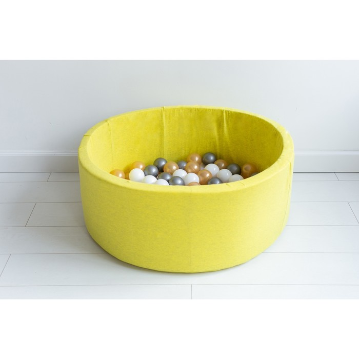 Сухой бассейн PERFETTO SPORT Pianeta, шарики 150 шт.