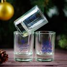 Подарочный набор «Богатства в новом году!», рюмки и карты - Фото 3