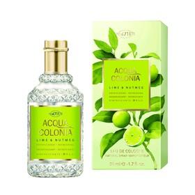 Одеколон 4711 Acqua Colonia Refreshing Lime & Nutmeg, 50 мл