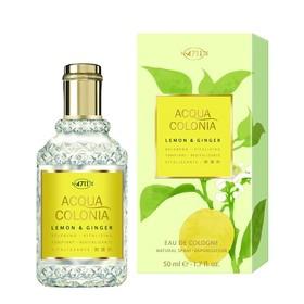 Одеколон 4711 Acqua Colonia Vitalizing Lemon & Ginger, 50 мл