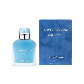 Парфюмерная вода Dolce & Gabbana Light Blue Intense Pour Homme, 100 мл