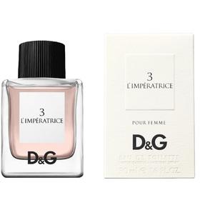 Туалетная вода Dolce & Gabbana 3-l`imperatrice, 50 мл