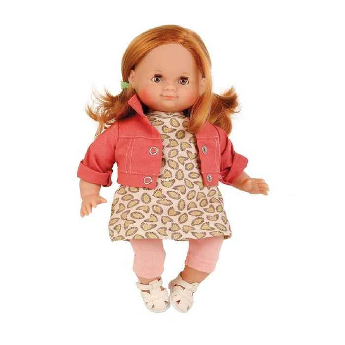 Кукла мягконабивная «Анна-Анабель», 32 см