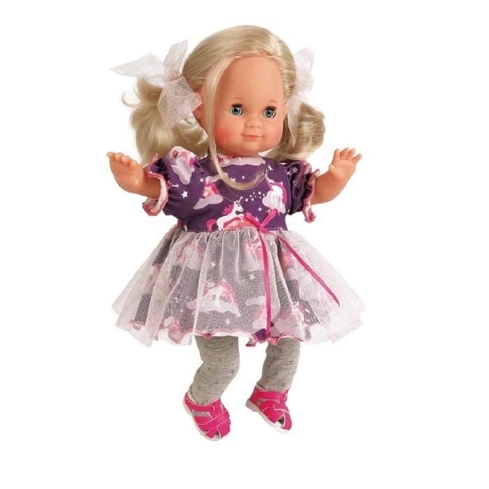 Кукла мягконабивная «Анна-Лена», 32 см