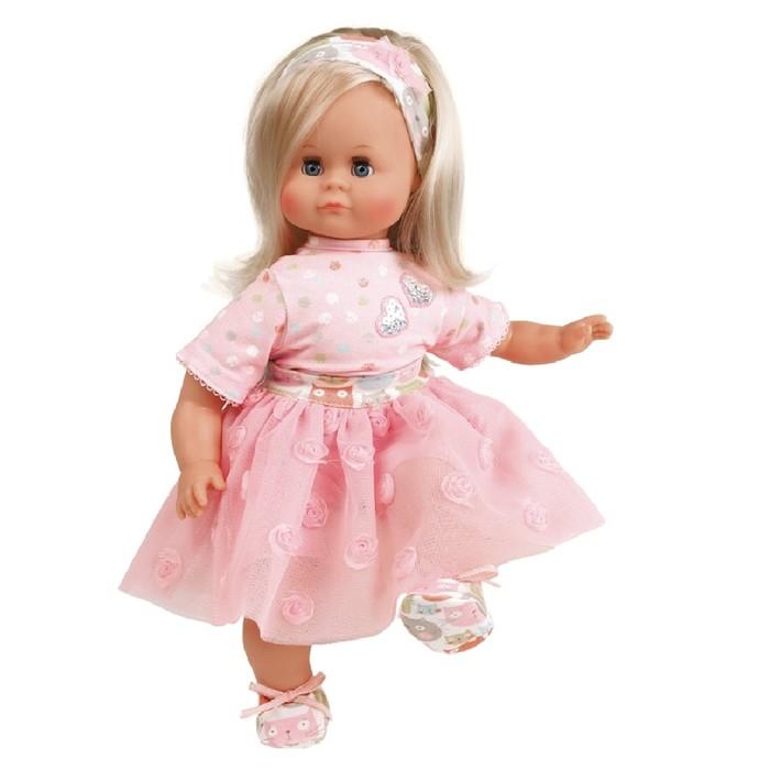 Кукла мягконабивная «Лена», 37 см