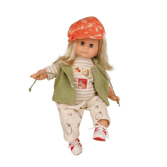 Кукла мягконабивная «Марта», 37 см