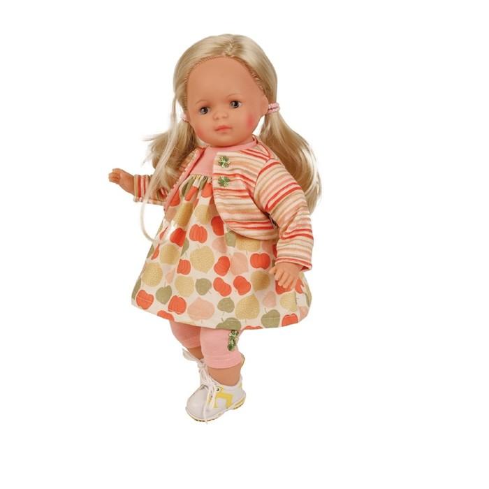 Кукла мягконабивная «Ханна», блондинка, 36 см