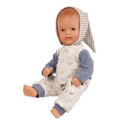 Моя первая кукла SCHILDKROET «Денни», виниловая, 28 см