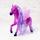 Лошадка «Единорожка», цвета МИКС