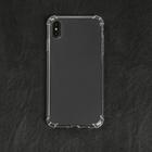Чехол LuazON для телефона iPhone XS Max, силиконовый, тонкий, противоударный