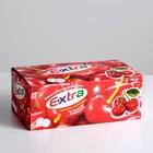 Жевательная резинка Extra со вкусом вишни, 3.3 г