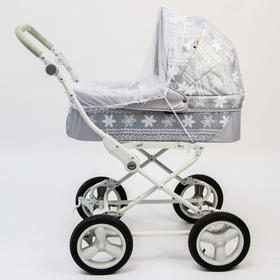 Москитная сетка на коляску универсальная, цвет белый, 90х100 см Ош