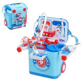 Игровой набор «Мой лечащий врач», в чемодане Ош