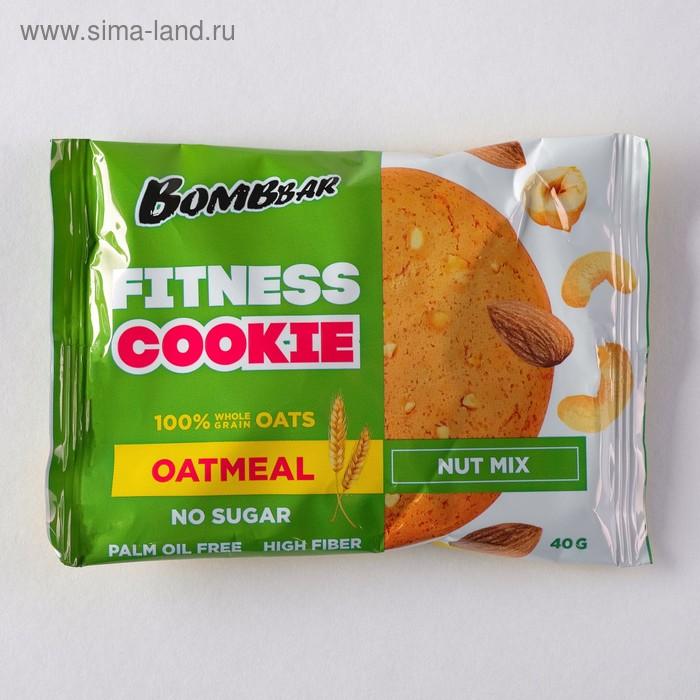 Правильное питание овсяное печенье