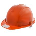 Каска защитная TUNDRA, для строительно-монтажных работ, с текстильным оголовьем