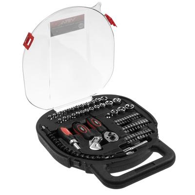 Набор инструментов для автомобиля VIRA 305007, 64 предмета