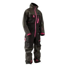 Комбинезон Tobe Tiro с утеплителем, размер S, розовый, фиолетовый, серый Ош