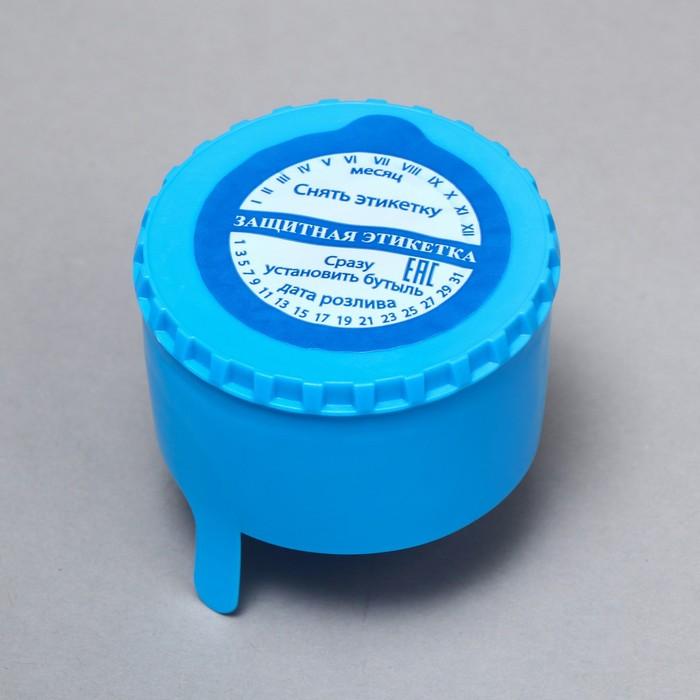 Пробка трёхкомпонентная для ПЭТ и ПК-бутылок с термостикером