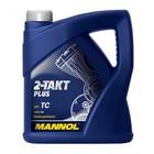 Масло моторное MANNOL 2Т п/с  PLUS, 4 л