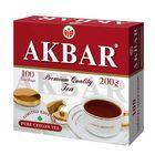 "Чай ""Акбар"" LIMITED EDITION черн. цейл., 100*2 г"