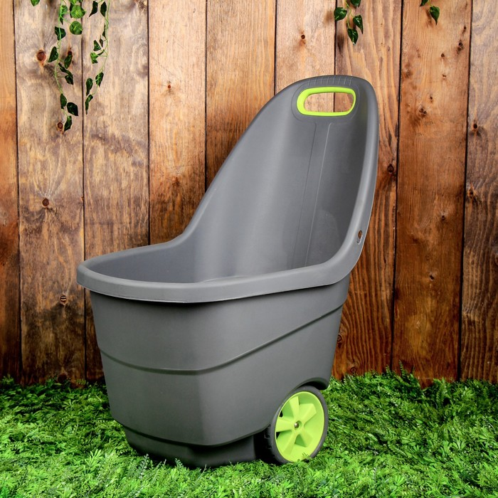 Тележка садовая EZ Go XL, 62 л