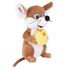 Мягкая игрушка «Мышь», 18 см